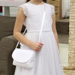 Sukienka komunijne alba sukienki komunijne alby model Tosia51BI