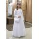 Sukienka komunijna Anastazja 65BI rozmiar 128