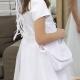 Sukienka komunijna Anastazja 72BI rozmiar 140