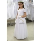 Sukienka komunijna Anastazja 25ZL rozmiar 128
