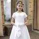 Sukienka komunijna Anastazja 60BI rozmiar 140