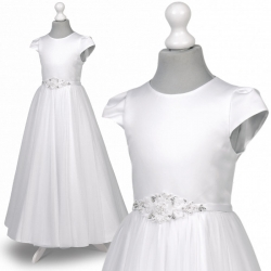 Sukienka komunijna Anastazja 91B