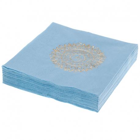 Serwetki papierowe 3 warstwowe 20szt. SER03