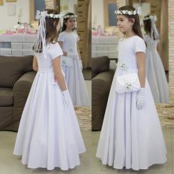 Sukienka komunijna Marika5 + torebka GRATIS
