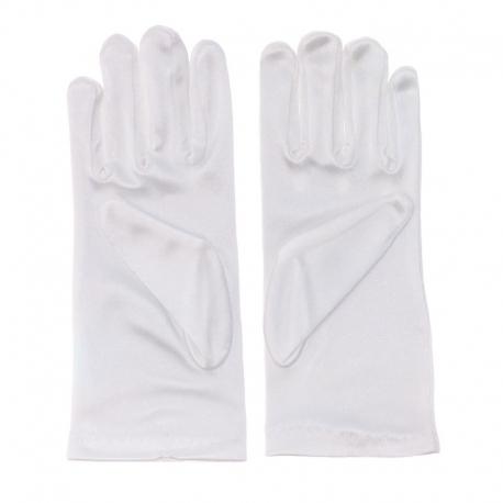 Rękawiczki do Komunii Świętej pełne małe RKS01
