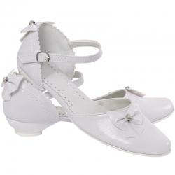 Buty komunijne dla dziewczynki MIKO OM717