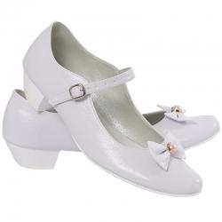 Buty komunijne dla dziewczynki MIKO OM901