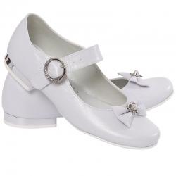 Buty komunijne dla dziewczynki MIKO OM811