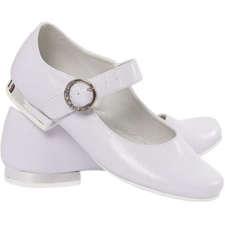 Buty komunijne dla dziewczynki OM812