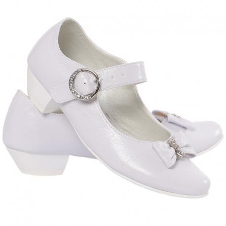 Buty komunijne dla dziewczynki OM903