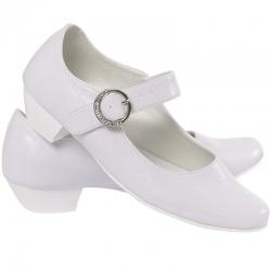 Buty komunijne dla dziewczynki Princesska MIKO OM902