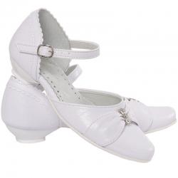 Buty komunijne dla dziewczynki MIKO OM716
