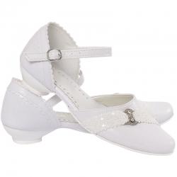 Buty komunijne dla dziewczynki MIKO OM714