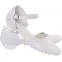 Buty komunijne dla dziewczynki MIKO OM700