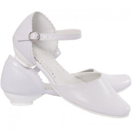 Buty komunijne dla dziewczynki OM700