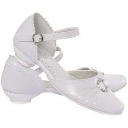 Buty komunijne dla dziewczynki MIKO OM710