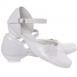 Buty komunijne dla dziewczynki MIKO OM142