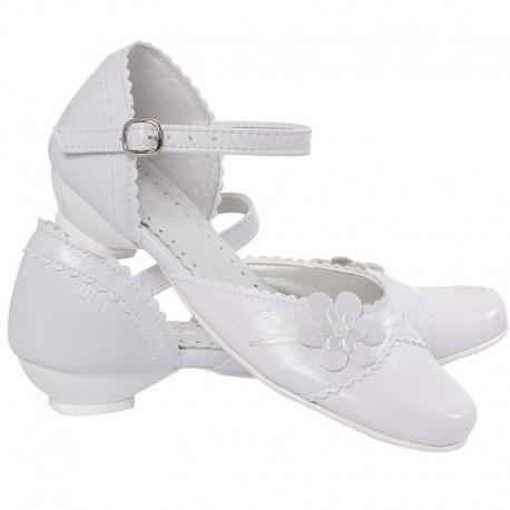 Buty komunijne dla dziewczynki OM142