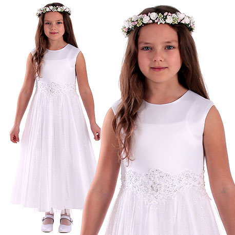 Sukienka komunijna Bella