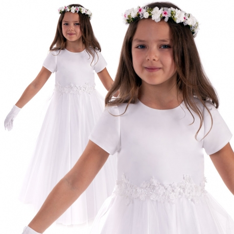 Sukienka komunijna Anastazja 72BI