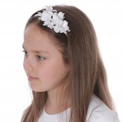 MADOMI opaska na włosy z kryształkami OW40-21