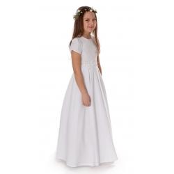 Sukienka komunijna Nelly 57BI