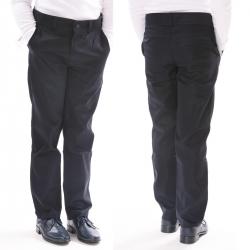 Spodnie wizytowe granatowe SPK02
