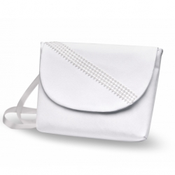 Torebka kopertówka z perełkami TMK28