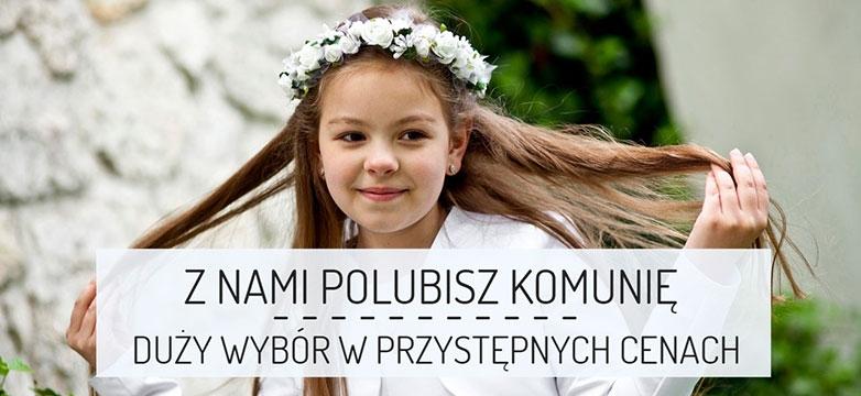 Pierwsza Komunia Święta 2020 z madomi.pl